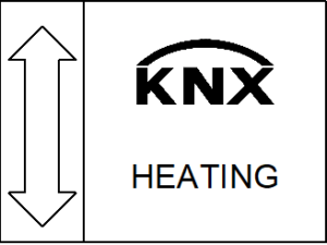 Heating actuators