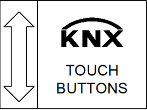 Touch buttons